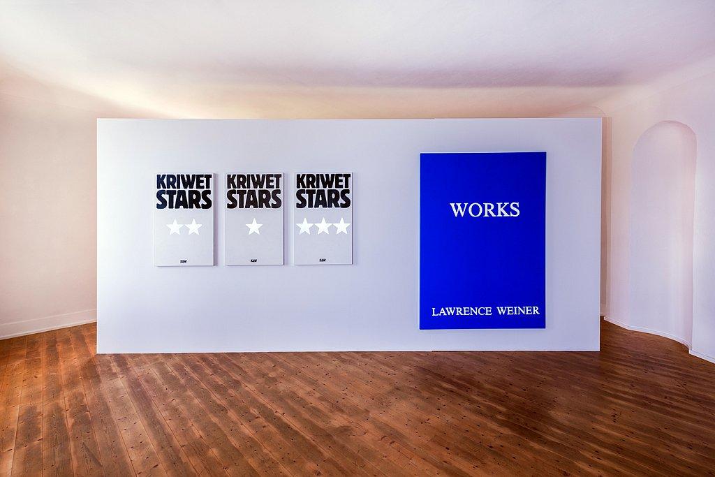 Zimmer mit Aussicht – Die Poetik des Raumes, KISS Untergröningen, 2014